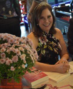 Princess Diane Von Brainisfried book signing